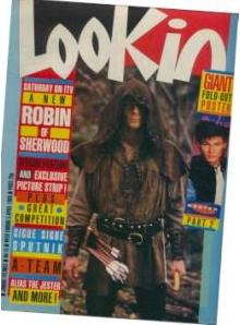 robin the hooded man